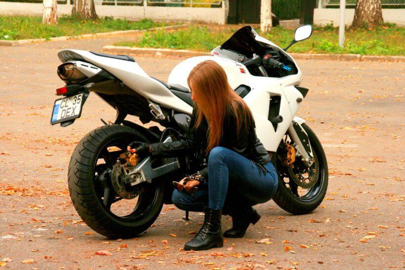 beginnen met motorrijden